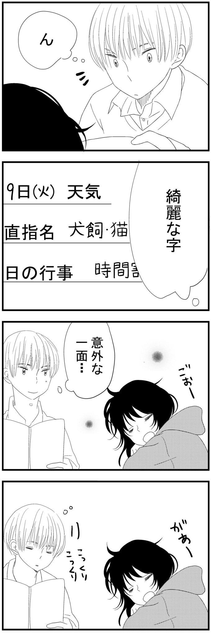【イヌカノ】15-2