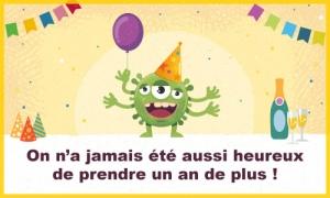 cartes d anniversaire humour gratuites