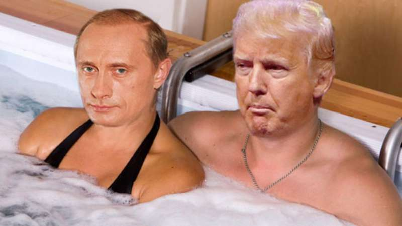donald trump putin sex