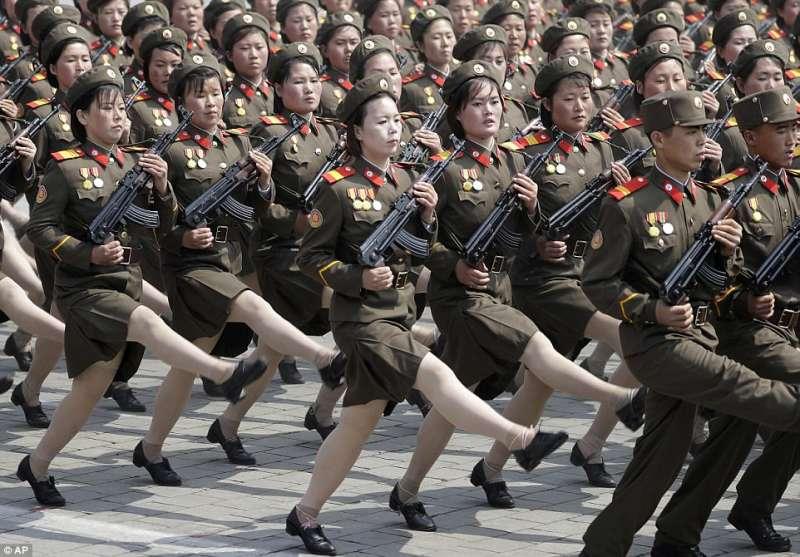 corea del nord parata militare 2017 3