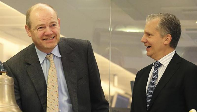 mark thompson e arthur sulzberger i boss del new york times