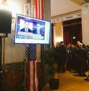 festa ambasciata americana a roma per le elezioni usa 7