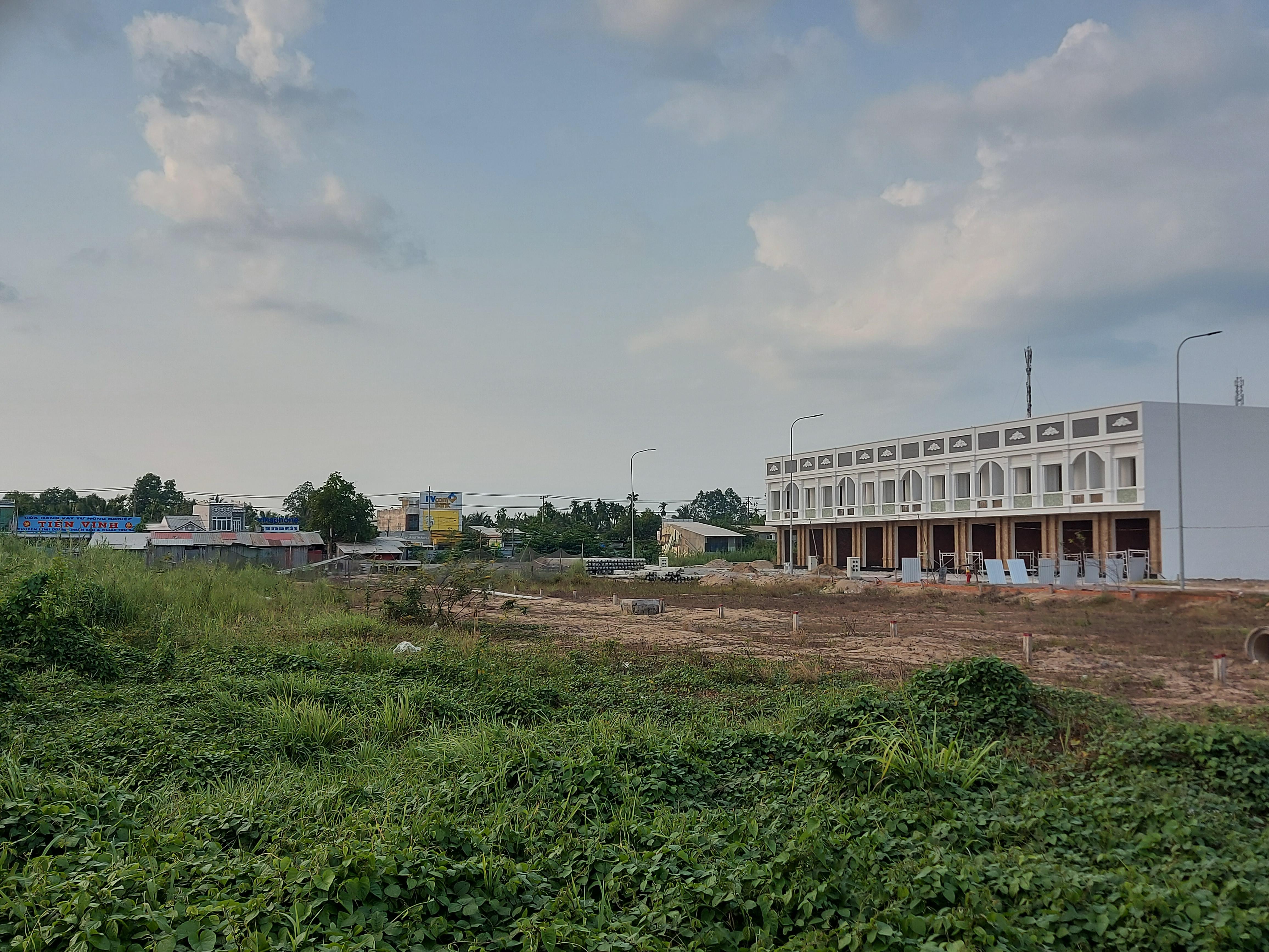 Dự án Khu đô thị mới Thới Lai.