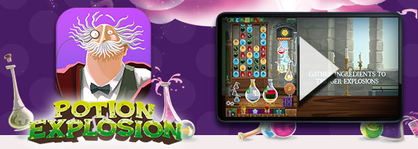 Potion Explosion video