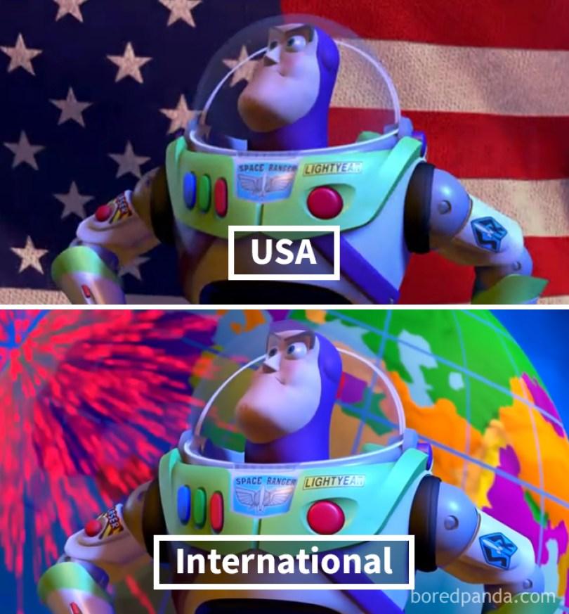 5fbf6575a23fc 1 5fbcfd5f4a3dc  700 - Detalhes que a Pixar e a Disney mudaram em seus filmes em países diferentes