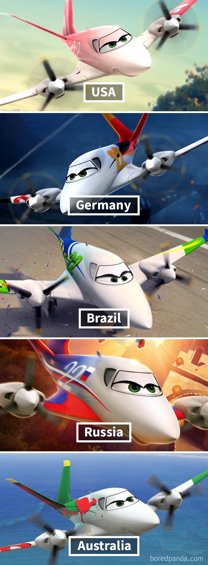 5fbf657684e2e 5 5fbcfac6dc5b1  700 - Detalhes que a Pixar e a Disney mudaram em seus filmes em países diferentes