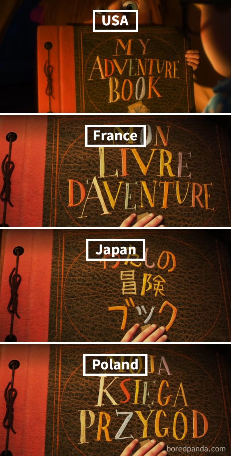 5fbf6576c3978 14 5fbd1344ea84f  700 - Detalhes que a Pixar e a Disney mudaram em seus filmes em países diferentes