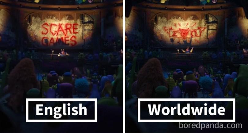 5fbf6577b7f24 8 5fbcface0eb0e  700 - Detalhes que a Pixar e a Disney mudaram em seus filmes em países diferentes
