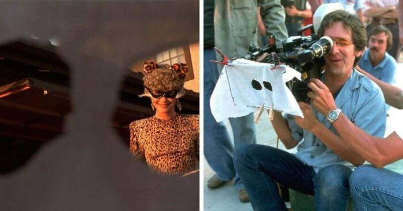602e1a369a125 films vs behind the scene pics 60268d6a4d3ba  700 - Por trás das cenas: Bastidores de filmes - PARTE 2
