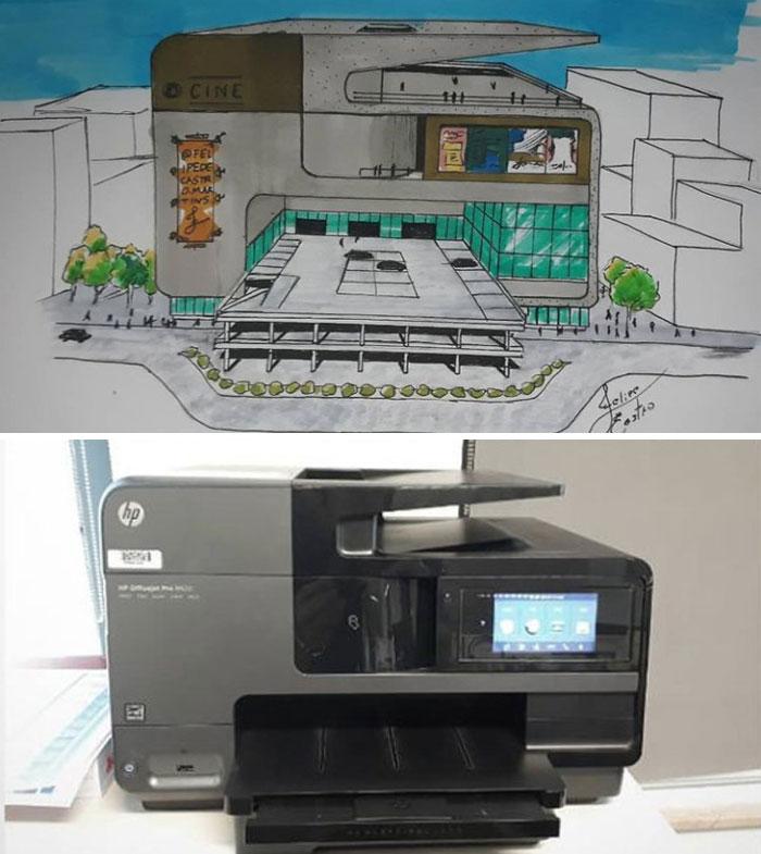 604f15286289d felipedecastro 3 6049f91247e9f  700 - 20 esboços de projetos de Arquitetura inspirados em objetos