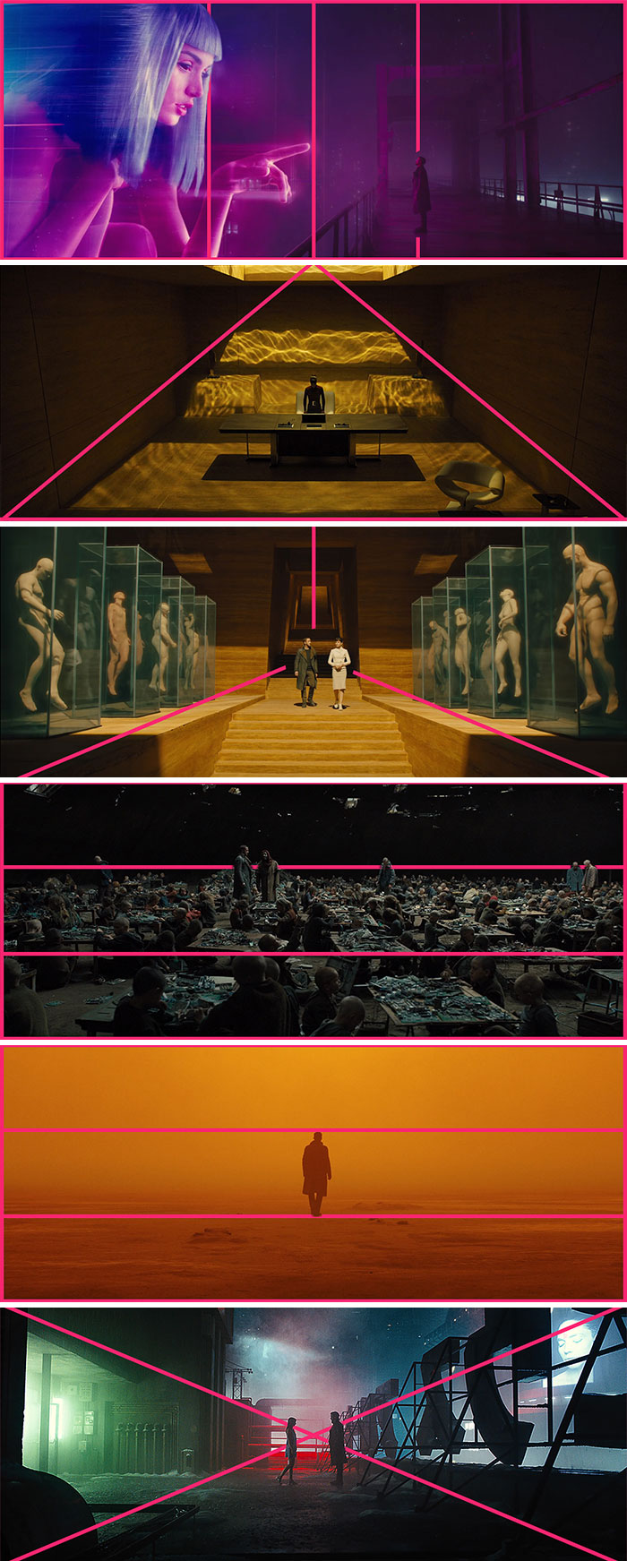 605da6465fa67 film scenes composition lines raymond thi 27 605b3905d07ef  700 - Regra dos terços ainda é muito usada na TV e no Cinema