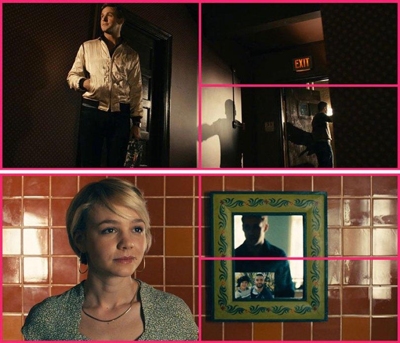 605da648437fc film scenes composition lines raymond thi 19 605b33570b58d  700 - Regra dos terços ainda é muito usada na TV e no Cinema