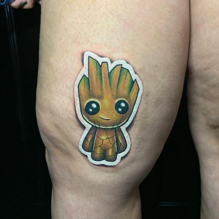 60d42d26205ef 148343288 235105271690943 8780718979181943761 n 60d0fc8211476 700 - 20 tatuagens que parecem adesivos colados na pele