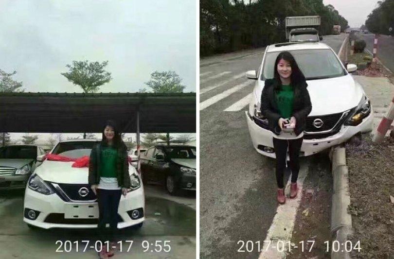 """610a3ada3c483 bad drivers funny pics 153 60feb9d7aeae3  700 - Fotos revelam como muitos motoristas são """"vida loka"""" ou simplesmente sem noção"""