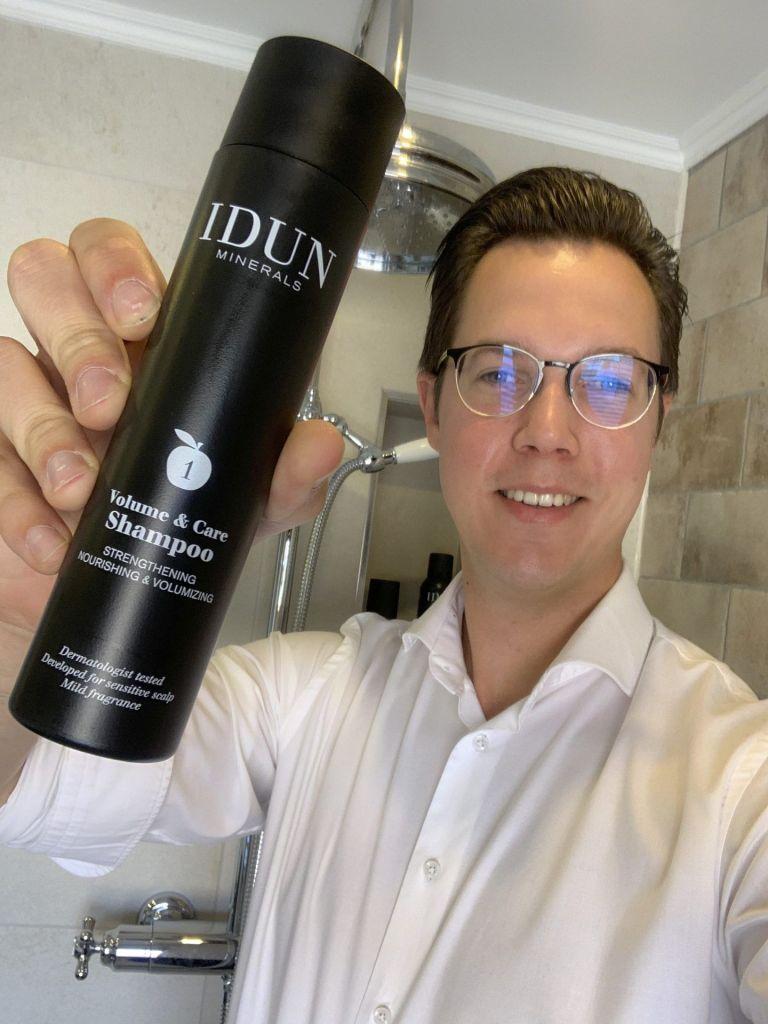Natuurlijke shampoo voor mannen kopen
