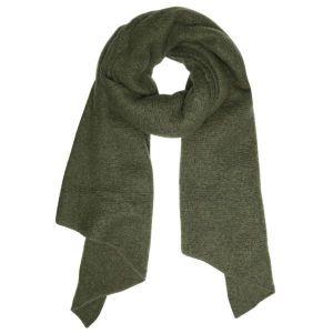 Sjaal Comfy Winter Olijf