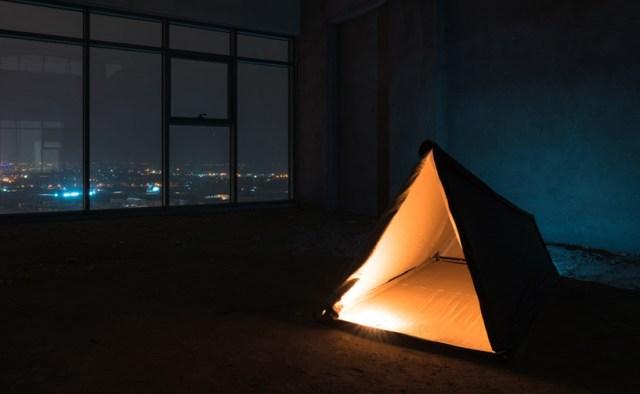 made handhome shelter