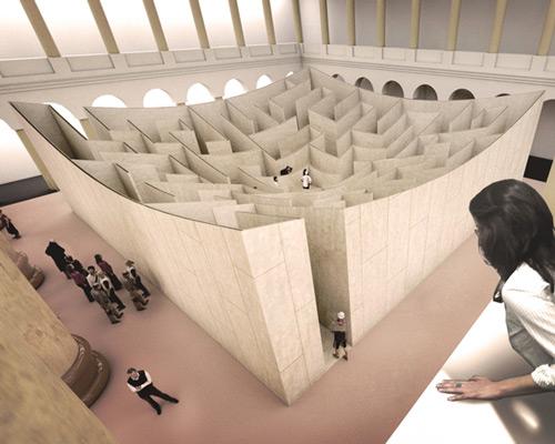 Bjarke Ingels Group Plans Vast Indoor Maze For The