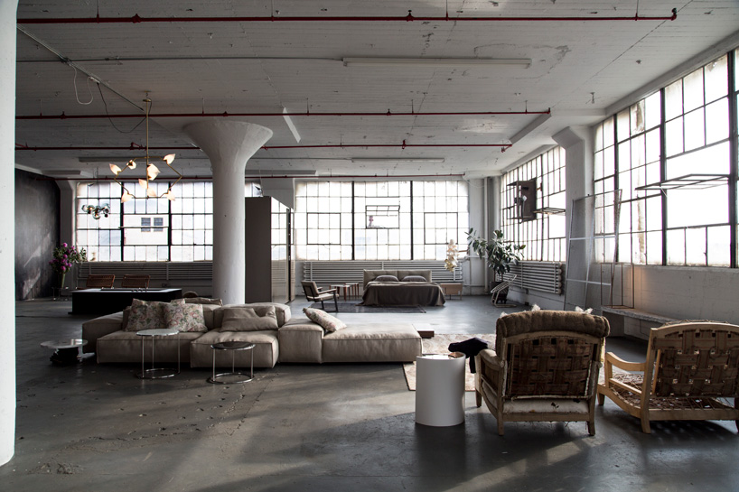 Piero Lissoni's Brooklyn Installation For New York Design Week