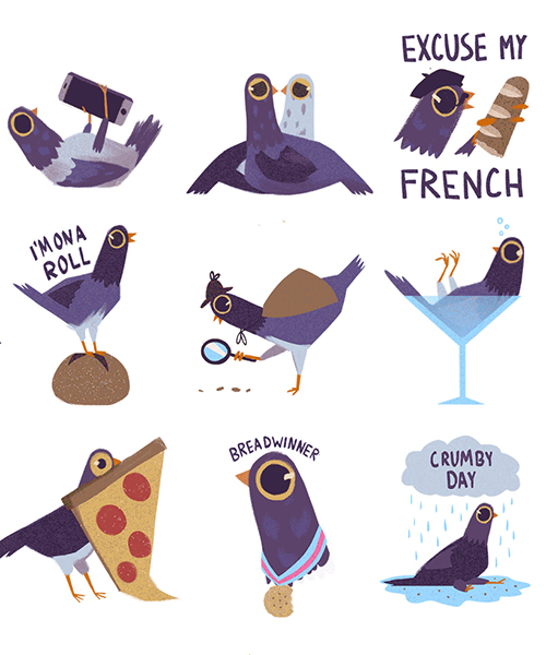 Trash Dove The Head Banging Bird Taking Over Social Media