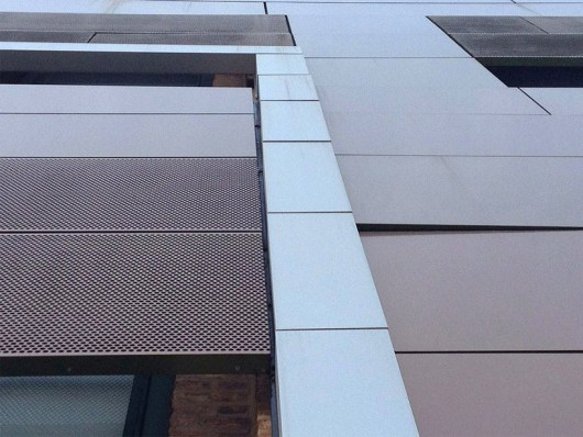 delivering excellence with alucobond's aluminum composite material