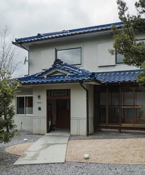 Alts Has Renovated A 53 Year Old Japanese House While Maintaining Its Original Character