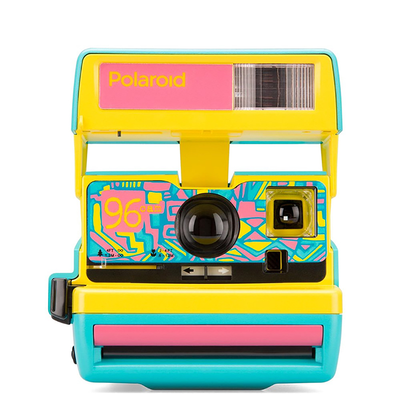 So Both Limited Edition 1996 Polaroid 600 Cameras Are