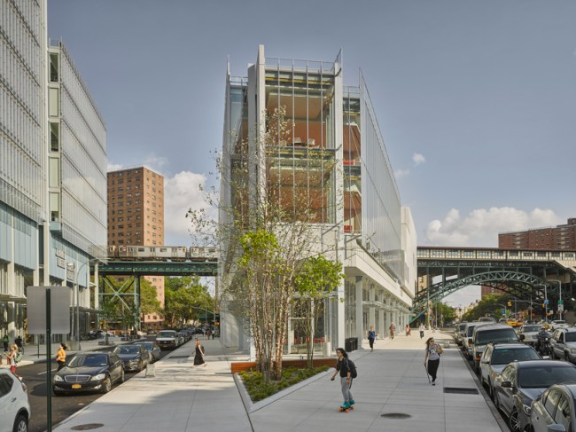 renzo piano columbia manhattanville forum