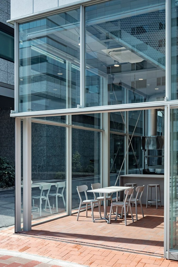 schemata architects creates the 'SUIBA' shared kitchen space in tokyo designboom