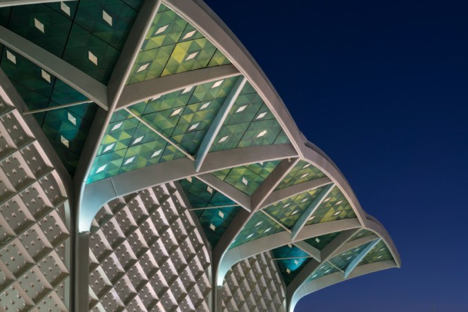 foster partners haramain high speed rail