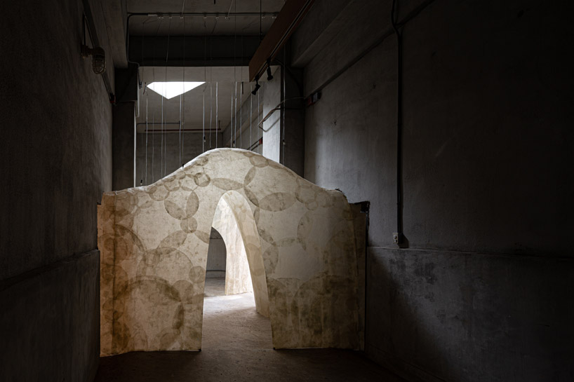 OFDA associates transforms former ice storage house into fujihimuro gallery in japan designboom