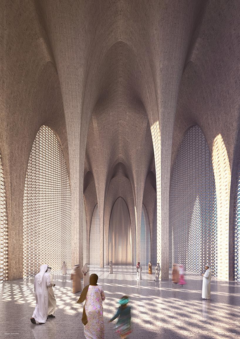 David Adjaye Plans Abrahamic Family House For Abu Dhabi