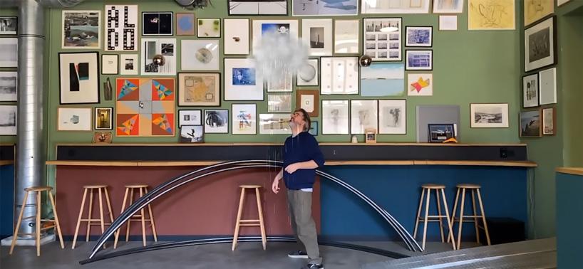 Olafur Eliasson + Acute Art Release Collection 'Wunderkammer' d'œuvres d'art en réalité augmentée