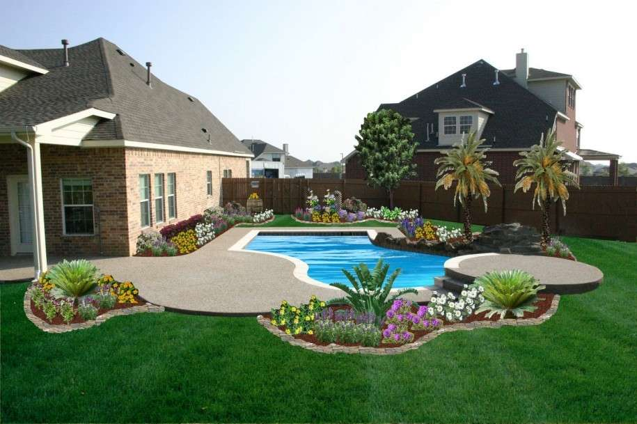 Landscape Design Ideas Front House