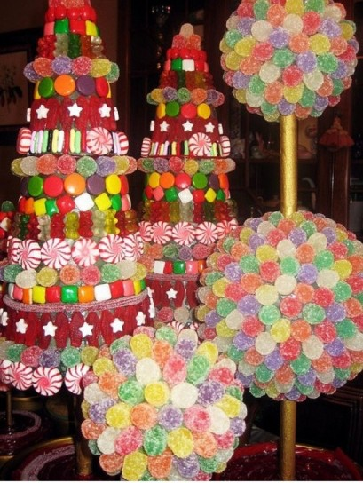 candyland christmas tree crafts fo - Candyland Christmas Tree