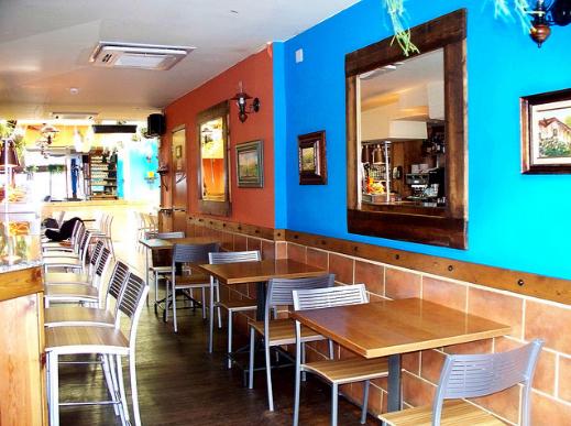 Tapas Restaurant Oxford Street