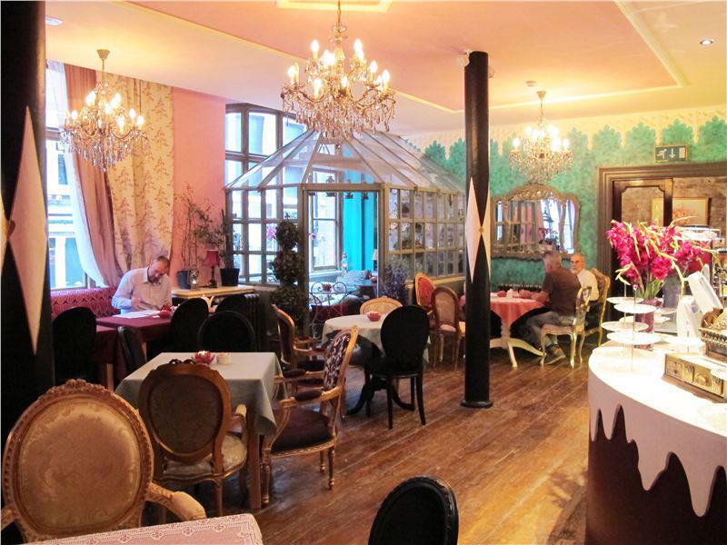 Restaurant Street Dublin Benburb