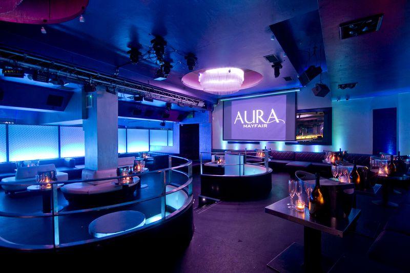 Aura Mayfair London