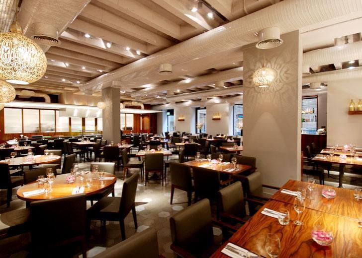 Cinnamon Kitchen Liverpool Street London