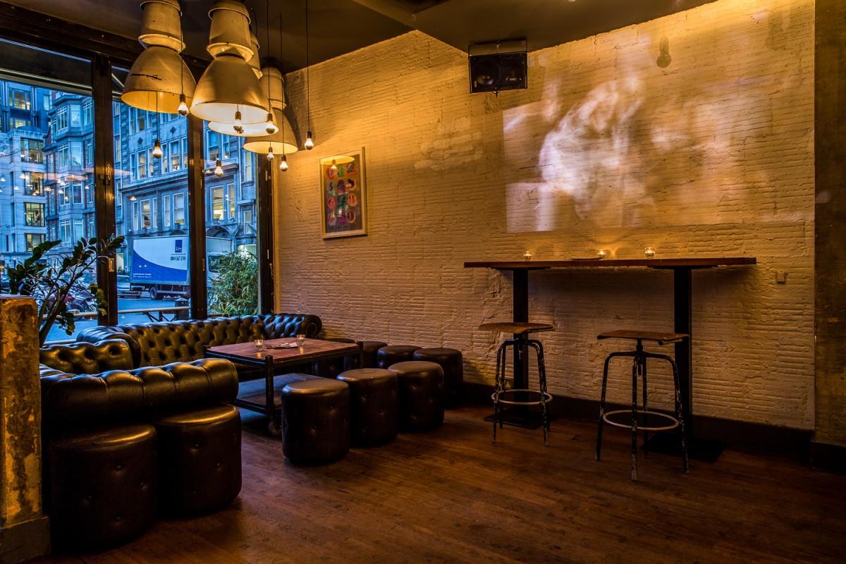 Graphic Bar Soho Golden Square Dress Code London Reviews