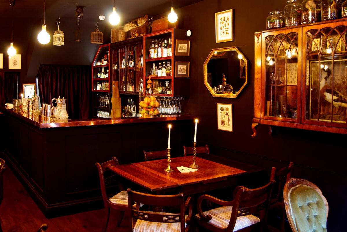 The Walrus Room Clapham London Bar Reviews DesignMyNight