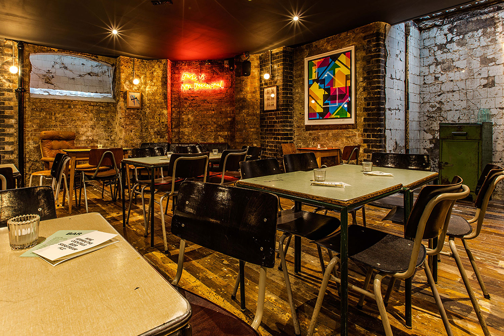 Coin Laundry Clerkenwell London London Bar Reviews