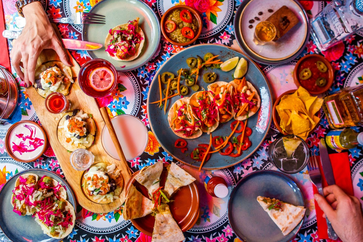 Day Of The Dead Pairing Dinner With Olmeca Altos El Camion