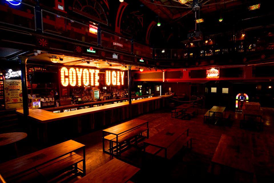 Coyote Ugly Cardiff Cardiff Bar Reviews Designmynight