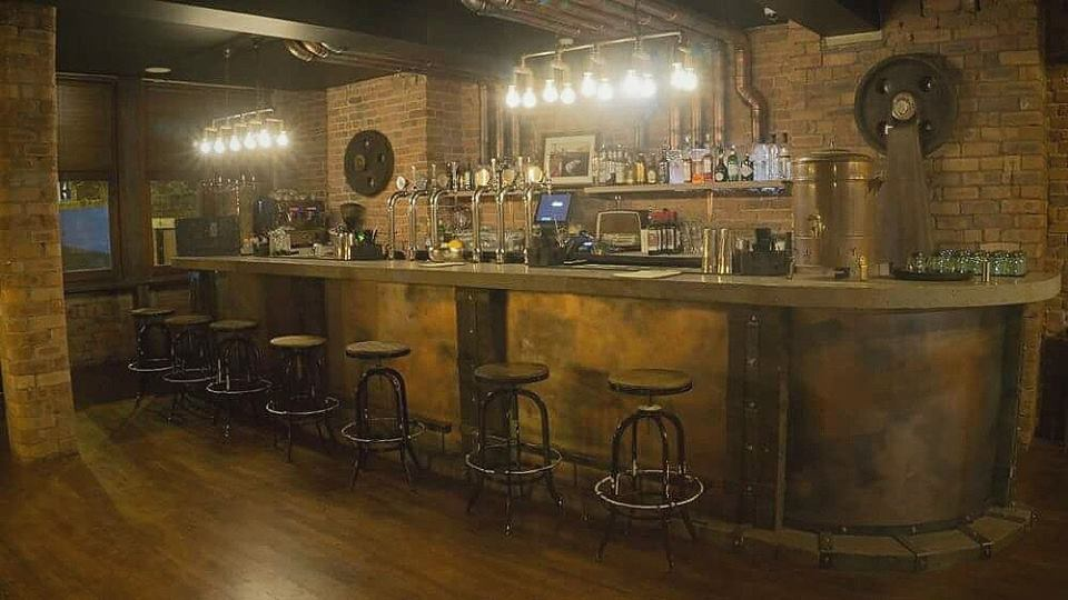 Clockworks Liverpool Liverpool Bar Review Designmynight
