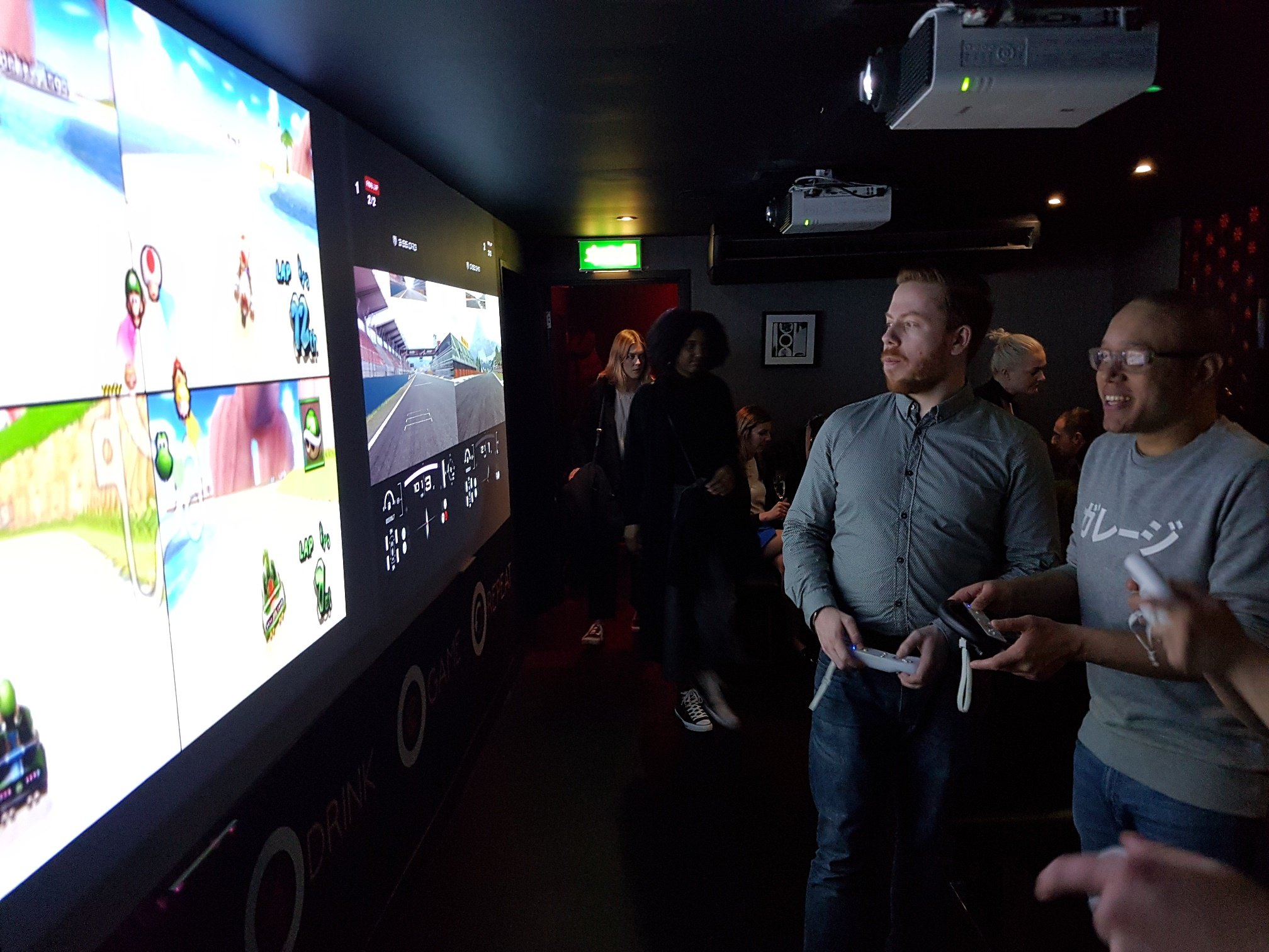 Inamo Games Room London Bar Reviews Designmynight
