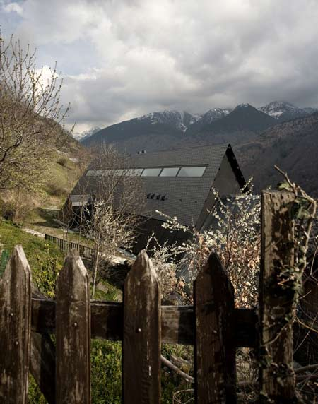 proiect arhitectura Catalonia