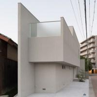 Arquitetura minimalista japonesa #01