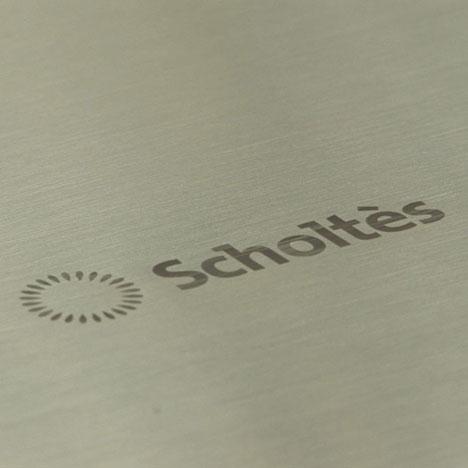 Scholtes logo steel