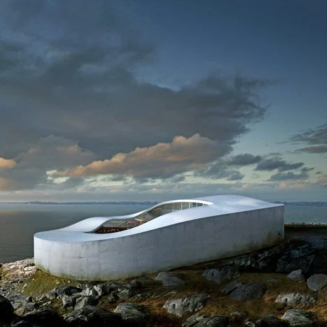 National Gallery of Greenland by BIG